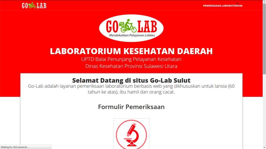 Go-Lab Sulut