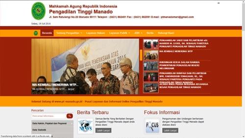 Pengadilan Tinggi Manado