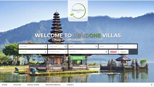 UbudOne Villas Bali