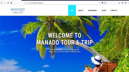 Manado Tour and Trip